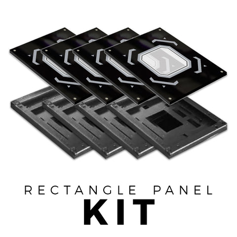 Rectangle Panel Kit (4th Generation Stages & Newer)