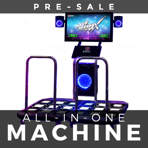 StepManiaX Machine (All-In-One) (PREORDER - DEPOSIT)