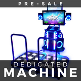 StepManiaX Machine (Dedicated) (PREORDER - DEPOSIT)