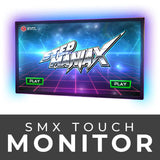 StepManiaX Touch Monitor