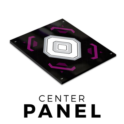 Center Plastic Panel