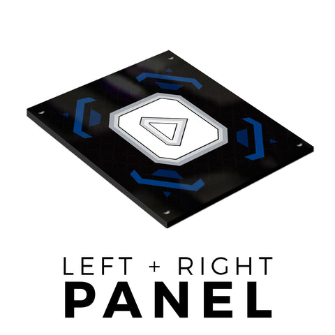 Left/Right Plastic Panel