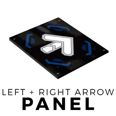 Left/Right Plastic Panel (Arrow)