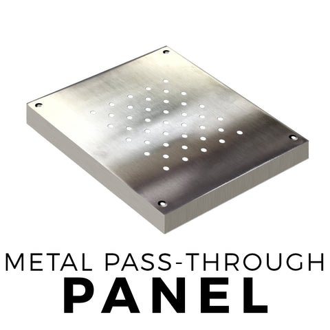 Metal Panel (Pass-Through)