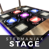 StepManiaX Stage