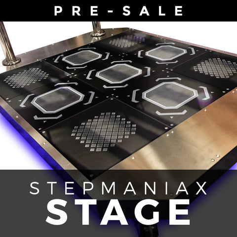 StepManiaX Stage 4th Generation (PREORDER - DEPOSIT)