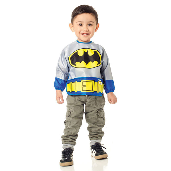 DC Comics Costume Sleeved Bib - Batman