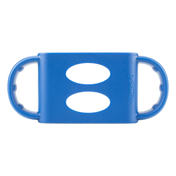 Dr Browns Wide Neck Silicone Handles - Blue