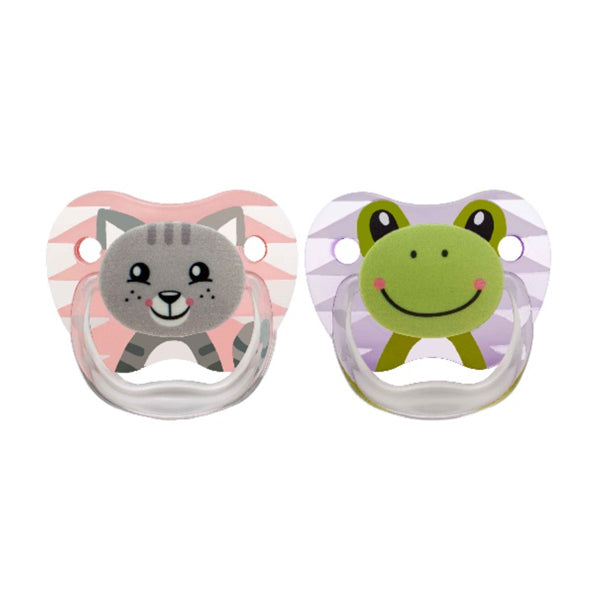 Dr Browns Prevent Classic Pacifiers - 2 Pack