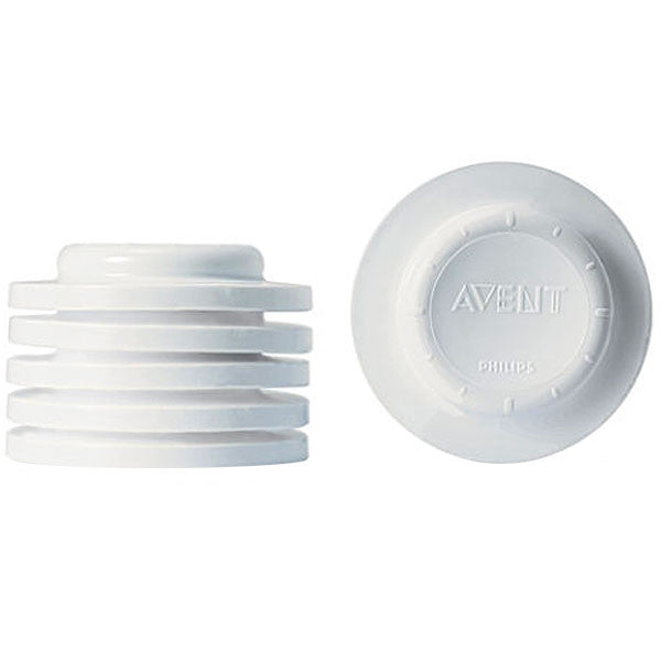 Philips Avent Bottle Sealing Disks - 6 Pack