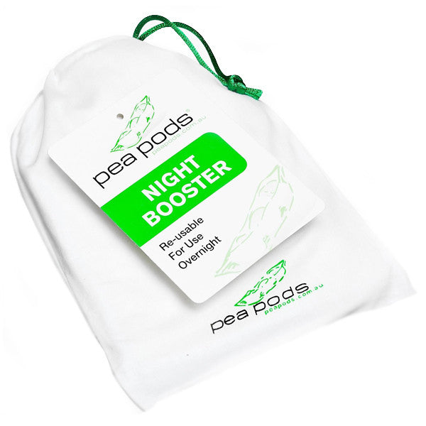 Pea Pods Reusable Nappy Night Booster