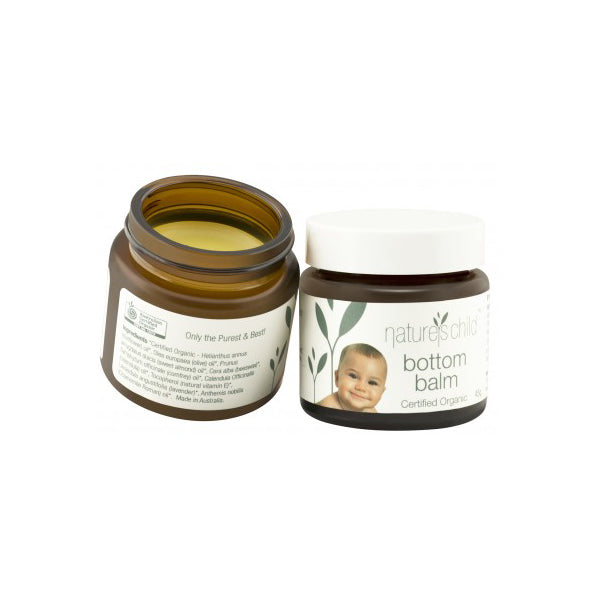 Natures Child Organic Bottom Balm