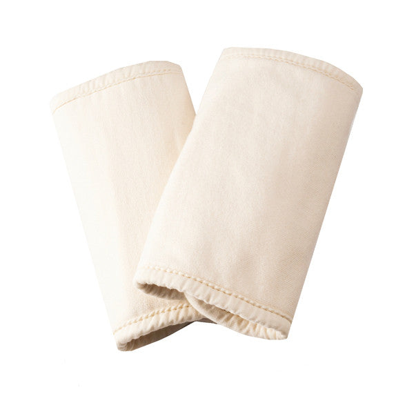 Ergobaby Original Teething Pads - Cream 2pk