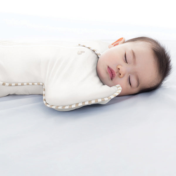 Love to Dream Swaddle UP Organic 1.0 TOG - Cream