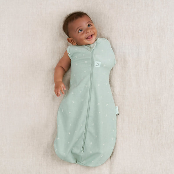 ergoPouch Cocoon Swaddle + Sleep Bag 0.2 TOG - Sage