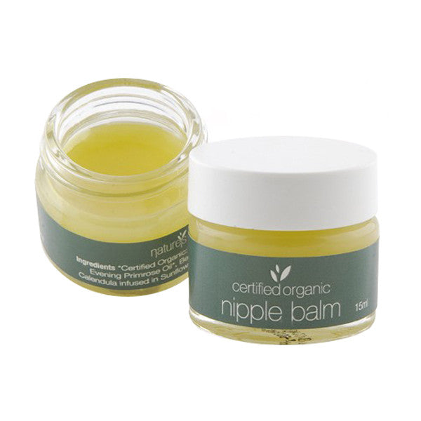 Natures Child Organic Nipple Balm