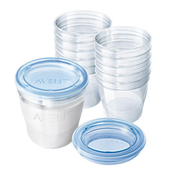 Philips Avent VIA Breast Milk Storage