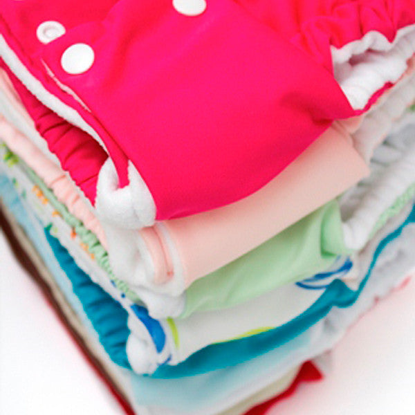Pea Pods One Size Reusable Nappy