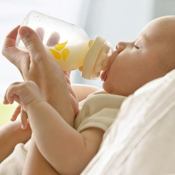 Medela Calma with Bottle