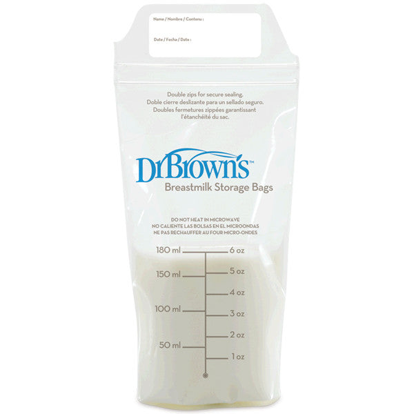Dr Browns Breast Milk Bags