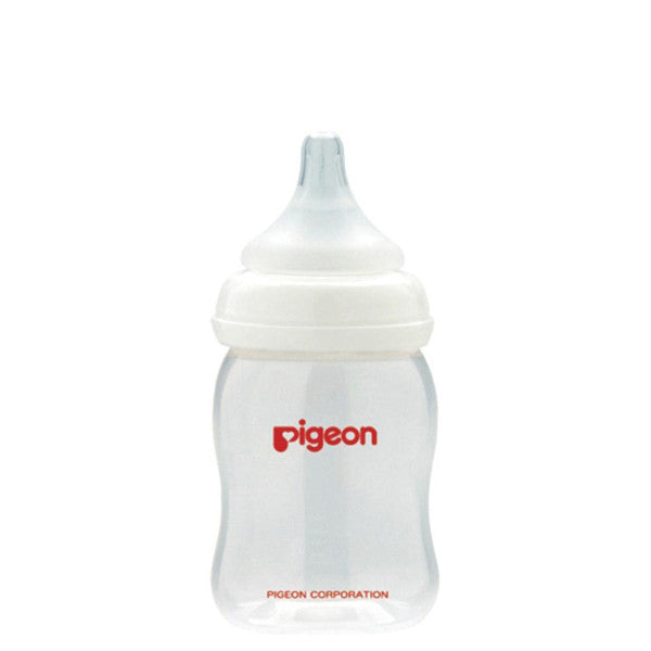 Pigeon Peristaltic Plus Wide Neck Bottle - PP