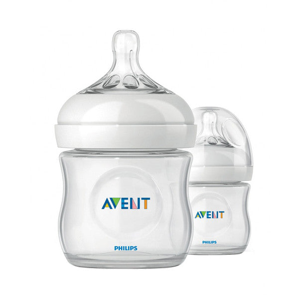 Philips Avent Natural Bottle - 2pk