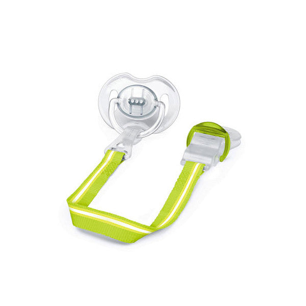 Philips Avent Soother / Pacifier Clip - Green