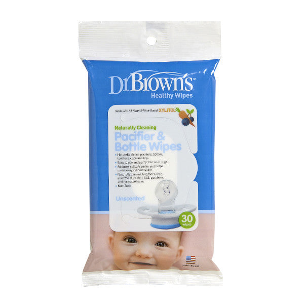 Dr Browns Pacifier and Bottle Wipes