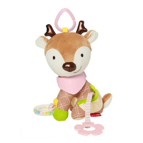 Skip Hop Bandana Buddies Activity Animal - Deer