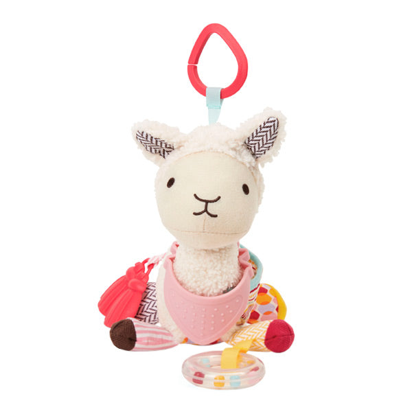 Skip Hop Bandana Buddies Activity Animal - Llama