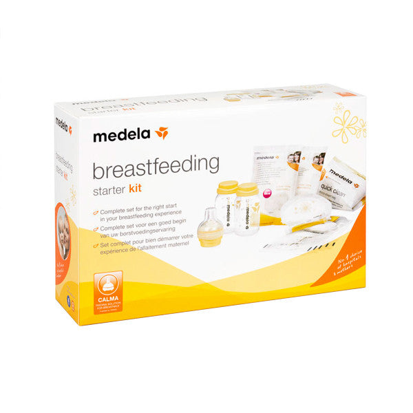 Medela Breastfeeding Starter Kit