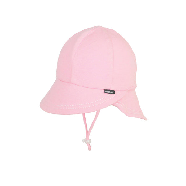 Bedhead Legionnaire Hat with Strap - Blush Pink