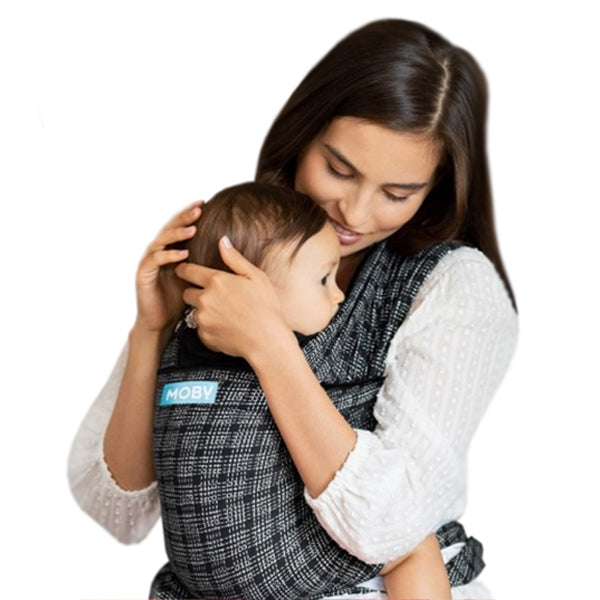 Moby Evolution Wrap Carrier - Stitches