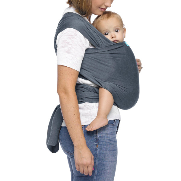 Moby Evolution Wrap Carrier - Denim