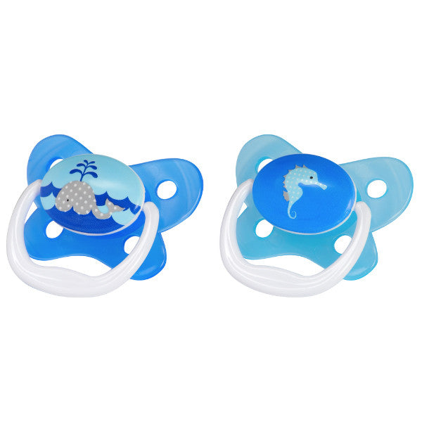 Dr Browns Prevent Pacifiers - 2 Pack Blue 0-6 Months