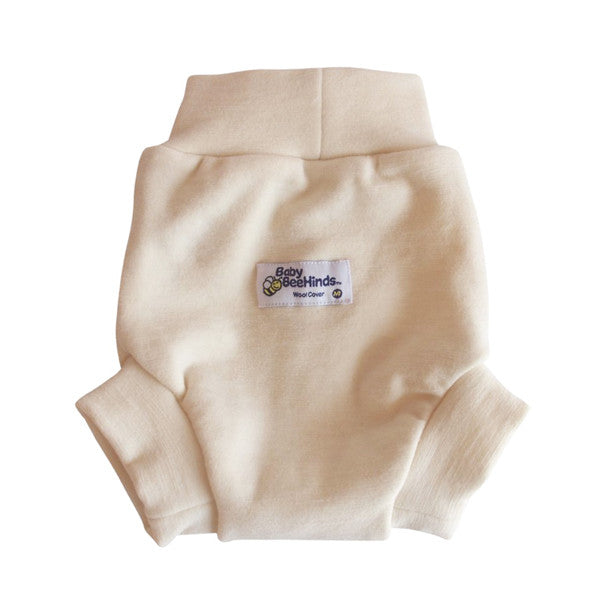 Baby BeeHinds Wool Nappy Cover