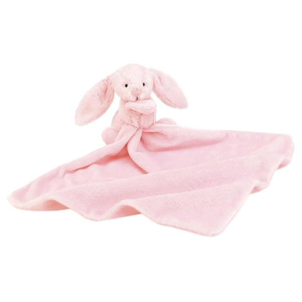 Jellycat Bashful Bunny Soother - Pink