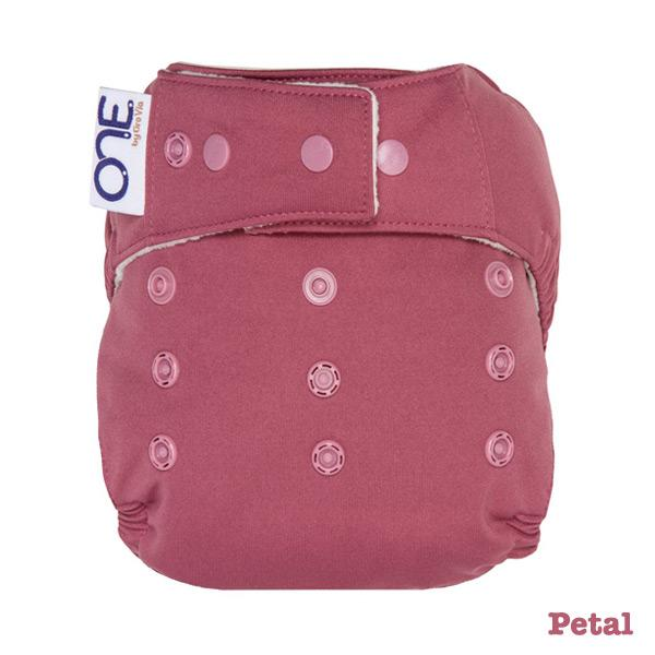 Grovia O.N.E Cloth Nappy - Petal