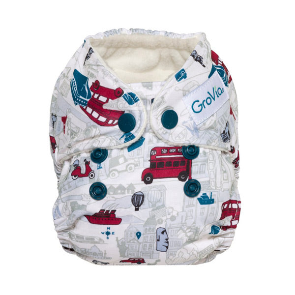 Grovia Newborn AIO Cloth Nappy