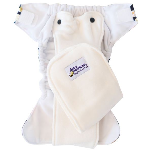 Baby BeeHinds Magic-All-in-Two Cloth Nappy