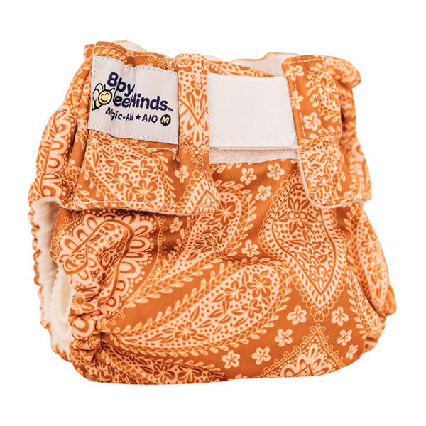 Baby BeeHinds Magicalls AIO Cloth Nappy - Prints