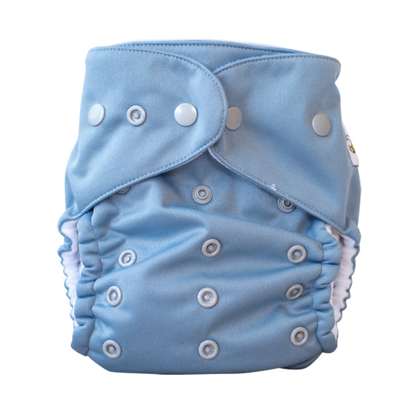 Baby BeeHinds Magic-Alls Multi-Fit Cloth Nappy - Solid Pastels