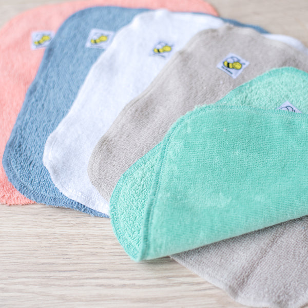 Baby BeeHinds Organic Cotton Cloth Wipes
