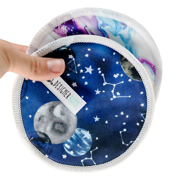 Designer Bums Nursing Pads - Moonspell Collection