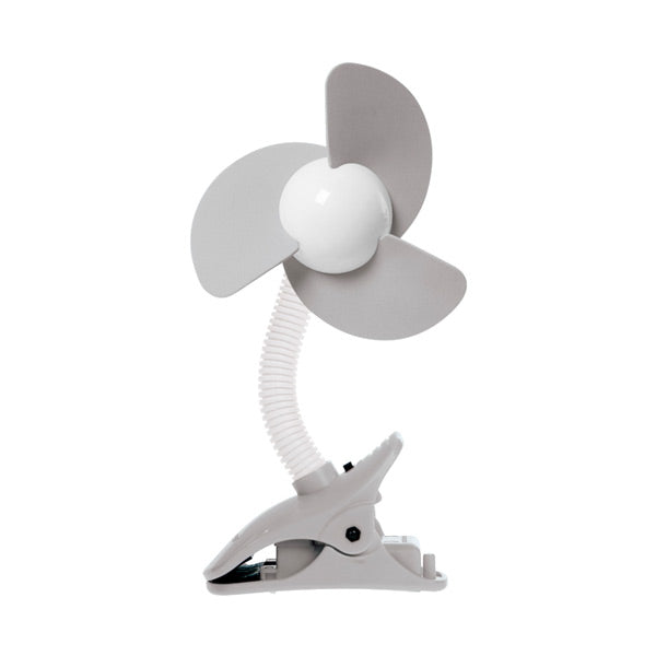 Dreambaby Ezy-Fit Clip-on Fan - Grey