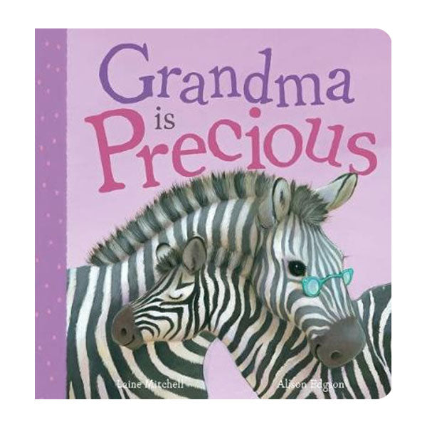 Grandma is Precious Board Book
