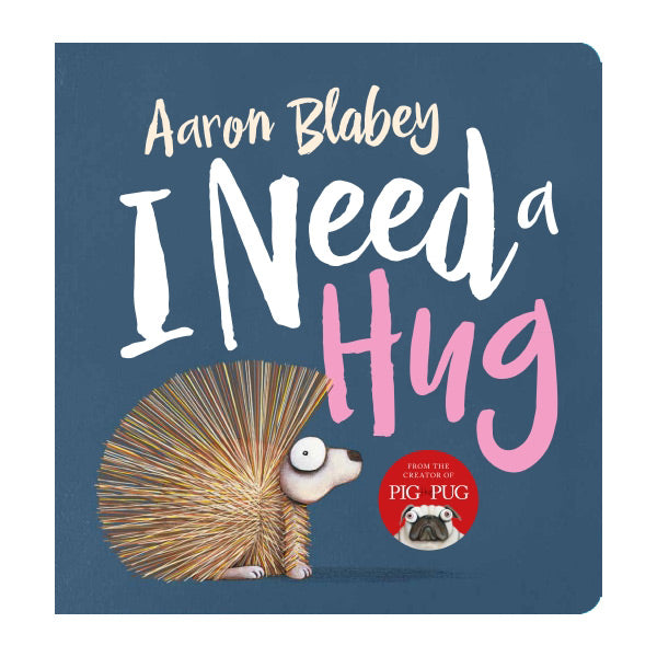 I Need A Hug Board Book