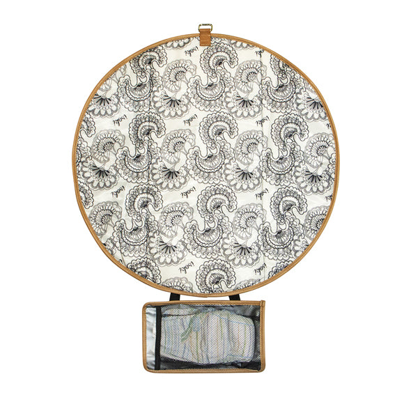 Isoki Adelaide Round Change Mat Purse - Two Tone