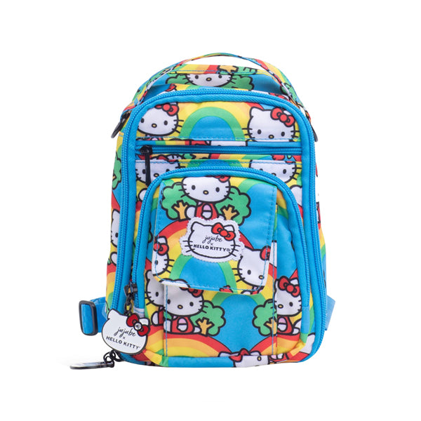 Ju-Ju-Be Mini Be Right Back Backpack - Hello Kitty - Hello Rainbow