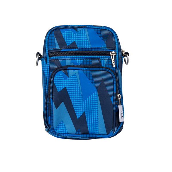 Ju-Ju-Be Mini Helix Messenger Bag - Blue Steel